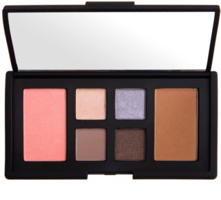 Nars Eye & Cheek Palette paleta senčil za oči in rdečil