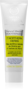 Natura Siberica Natural Siberian 7 Northern Herbs Toothpaste To Treat Bleeding Gums