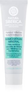 Natura Siberica Kamchatkan Mineral pasta de dentes natural