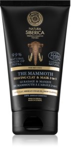 Natura Siberica For Men Only Clay Mask Shaving and Skin Cleaning
