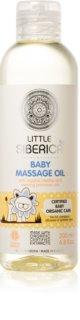Natura Siberica Little Siberica óleo de massagem para crianças
