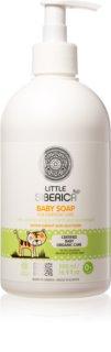 Natura Siberica Little Siberica savon liquide mains pour enfant