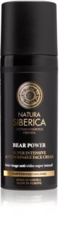 Natura Siberica For Men Only crema antirughe (intense)