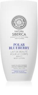 Natura Siberica Sibérie Blanche Polar Blueberry mlijeko za njegu tijela