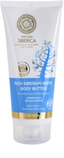 Natura Siberica Active Organics Body Butter  tegen Cellulite