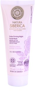 Natura Siberica Active Organics Firming Night Mask
