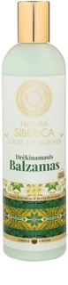 Natura Siberica Loves Lithuania baume hydratant pour cheveux