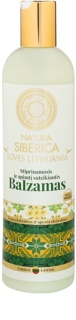 Natura Siberica Loves Lithuania подсилващ балсам За коса