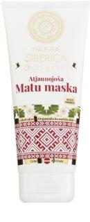 Natura Siberica Loves Latvia obnovujúca maska na vlasy