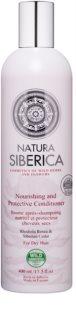 Natura Siberica Natural & Organic odżywka odżywiająca do włosów suchych