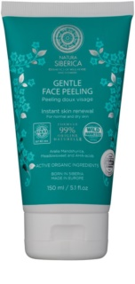 Natura Siberica Natural & Organic Gentle Scrub For Normal And Dry Skin