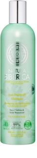 Natura Siberica Natural & Organic shampoing antipelliculaire pour cuir chevelu sensible