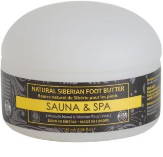 Natura Siberica Sauna and Spa Boter  voor Benen