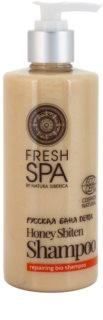 Natura Siberica Fresh Spa Bania Detox obnovující přírodní šampon