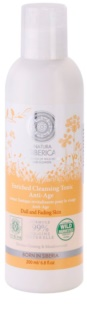 Natura Siberica Wild Herbs and Flowers Nourshing Cleansing Toner Anti-Aging