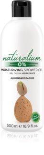 Naturalium Nuts Almond and Pistachio зволожуючий гель для душу