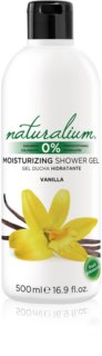 Naturalium Fruit Pleasure Vanilla hydratačný sprchový gél