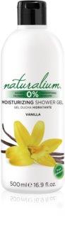 Naturalium Fruit Pleasure Vanilla nawilżający żel pod prysznic
