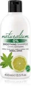 Naturalium Fruit Pleasure Herbal Lemon kisimító sampon hajra
