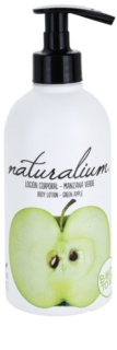 Naturalium Fruit Pleasure Green Apple latte nutriente corpo