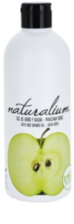 Naturalium Fruit Pleasure Green Apple gel de banho nutritivo