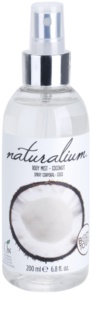 Naturalium Fruit Pleasure Coconut spray rafraîchissant corps