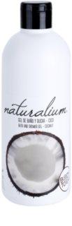 Naturalium Fruit Pleasure Coconut vyživující sprchový gel