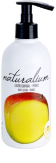 Naturalium Fruit Pleasure Mango latte nutriente corpo
