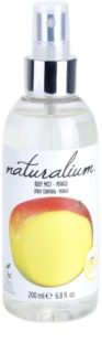 Naturalium Fruit Pleasure Mango spray rafraîchissant corps