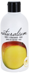 Naturalium Fruit Pleasure Mango champô e condicionador