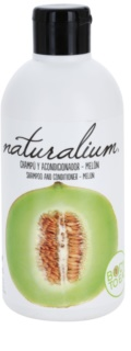 Naturalium Fruit Pleasure Melon champô e condicionador