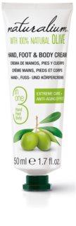 Naturalium Olive telový krém