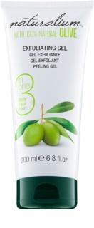 Naturalium Olive peelingový gel