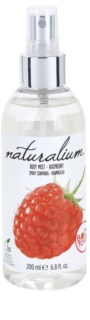 Naturalium Fruit Pleasure Raspberry odświeżający spray do ciała