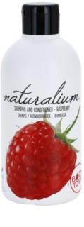 Naturalium Fruit Pleasure Raspberry sampon és kondicionáló