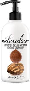Naturalium Nuts Shea and Macadamia Відновлююче молочко для тіла