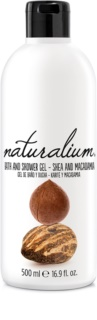 Naturalium Nuts Shea and Macadamia gel douche régénérant