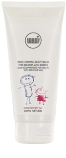 Naturativ Baby Moisturizing Body Balm For Sensitive Skin