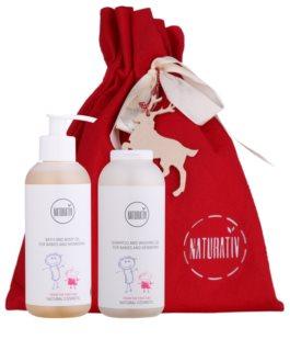 Naturativ Baby Kosmetik-Set  I.