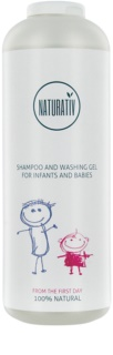 Naturativ Baby 2in1 Shampoo and Cleansing Gel For Children From Birth