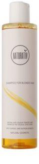 Naturativ Hair Care Blond šampon pro zvýraznění barvy a lesku vlasů