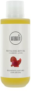 Naturativ Body Care Revitalising Bath Oil With Moisturizing Effect