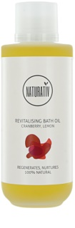 Naturativ Body Care Revitalising Bath Oil With Moisturizing Effect