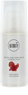 Naturativ Body Care Revitalising balsamo idratante mani per pelli secche e irritate