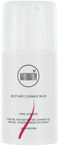 Naturativ Body Care Beautiful Bust стягащ балсам за деколтето и бюста