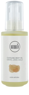 Naturativ Body Care Cuddling Body Oil With Moisturizing Effect