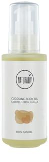 Naturativ Body Care Cuddling олио за тяло  с хидратиращ ефект