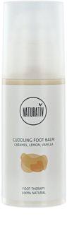 Naturativ Body Care Cuddling crema trattante per i piedi