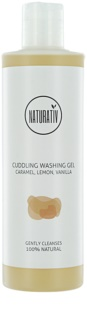 Naturativ Body Care Cuddling нежен душ гел с глицерин