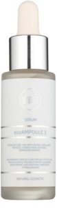 Naturativ Face Care ecoAmpoule 3 serum za obraz za krepitev drobnih žilic in redukcijo rdečice